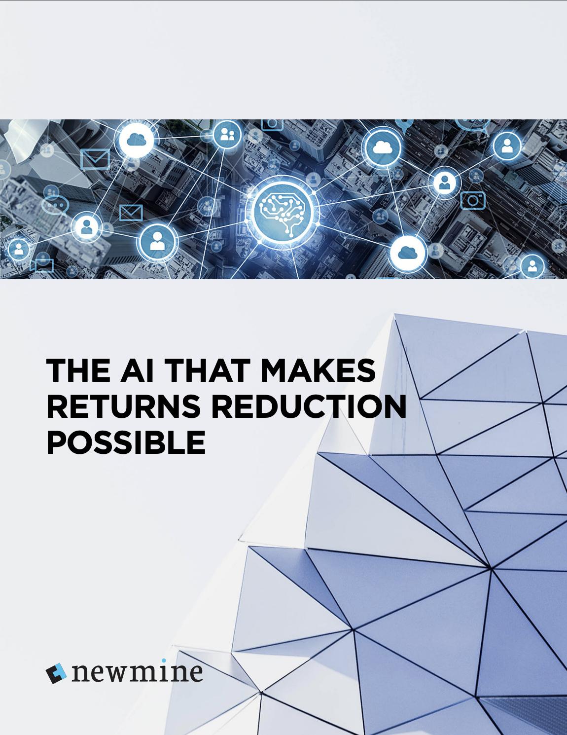 Returns Reduction AI Cover